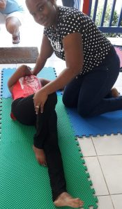 7. Getting ready for the Recovery Position